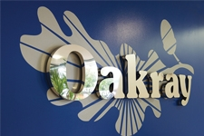 Oakray logo