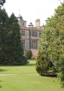 Audley End House side view