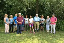 Great Dunmow health walk