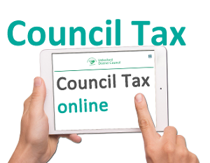 Managing your Council Tax online using a hand held digital device