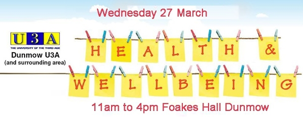 Health & well-being open day