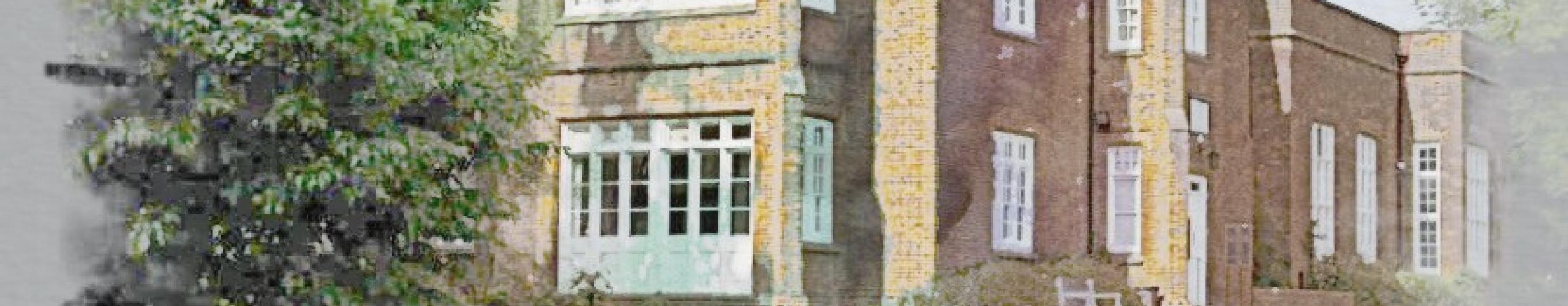 Saffron Walden Museum panel background